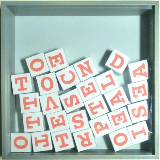28 lettere disposte a caso di aldo spinelli