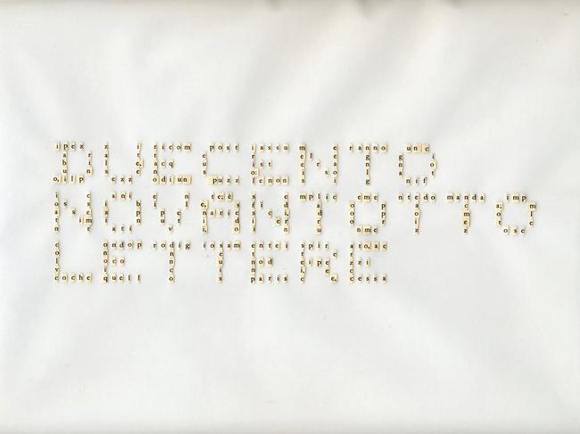 298 lettere Perec di aldo spinelli