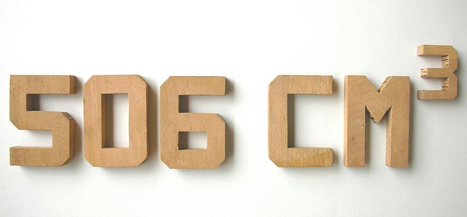 506 cm3