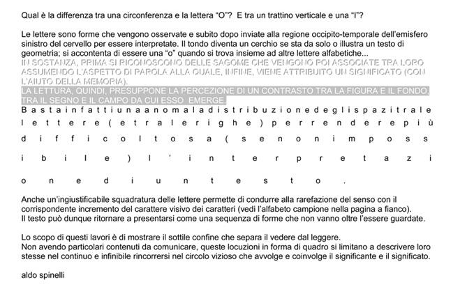 testo ital 2010 di aldo spinelli